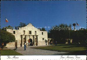 Alamo Texas San Antonio Kat. Alamo