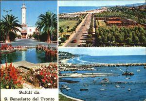 San Benedetto del Tronto Il faro Viale Marinai d Italia Kat. San Benedetto Del Tronto