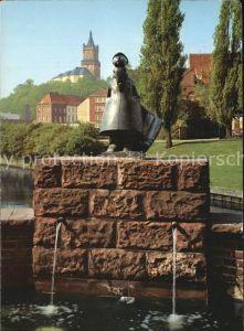 Kleve Niederrhein Schuesterkes Brunnen Kat. Kleve