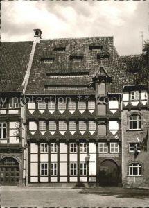 Braunschweig Gildehaus Burgplatz  Kat. Braunschweig