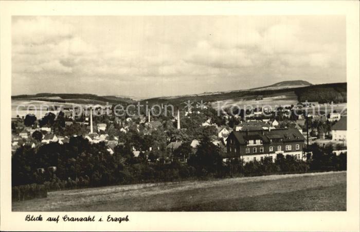 Cranzahl Panorama Kat. Sehmatal