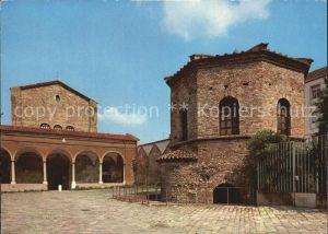 Ravenna Italia Cattedrale ed il Battistero degli Ariani Kat. Ravenna