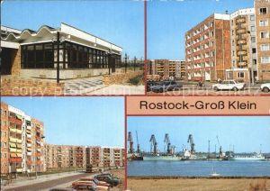 ks73796 Rostock Mecklenburg Vorpommern Gross Klein ueberseehafen Neubaugebiet  K