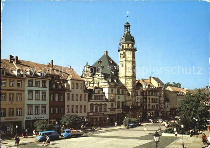 Altenburg Geising Rathaus Kat. Geising