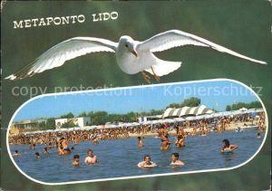Metaponto Strand