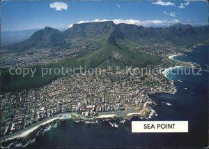 Cape Peninsula Sea Point Kat. Suedafrika
