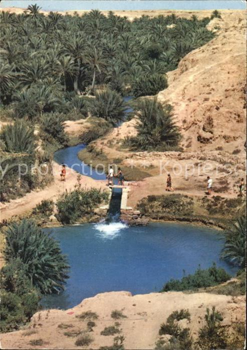 Gabes Chenini Kat. Tunesien