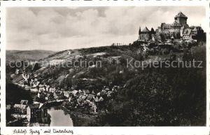 Burg Wupper Schloss mit Unterburg Kat. Solingen