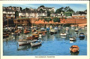Paignton Harbour Hafen Kat. United Kingdom