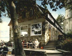 Bad Driburg Cafe Restaurant Sachsenklause Kat. Bad Driburg