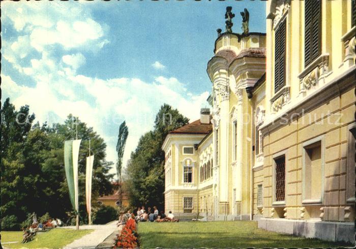 Stubenberg Steiermark Schloss Schielleiten Bundessportschule Kat. Stubenberg am See