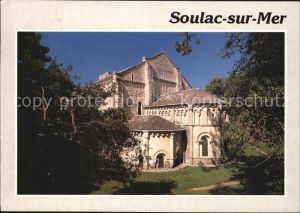 Soulac sur Mer Eglise Kat. Soulac sur Mer