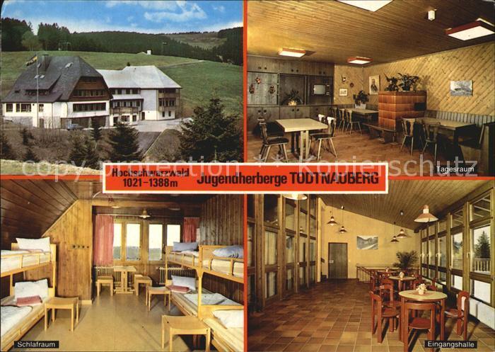 Todtnauberg Jugendherberge Fleinerhaus Schwarzwald Kat. Todtnau