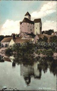 Tirschenreuth Burg Falkenberg Kat. Tirschenreuth
