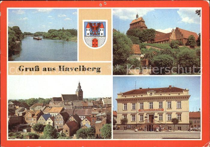Havelberg  Kat. Havelberg
