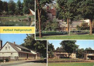 Heiligenstadt Eichsfeld Heilbad Ferienheim Forsthaus Kat. Heiligenstadt