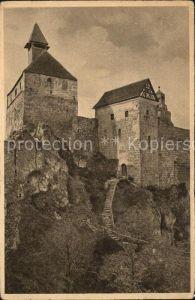 Hohenstein Kirchensittenbach Burg Hohenstein Kat. Kirchensittenbach