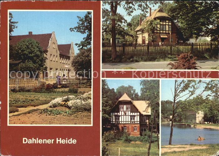 Schmannewitz Konsum Gaststaette Ochsensaal Jagdhaus Siegfried Forsthaus Bucha Bad Kat. Dahlen Sachsen