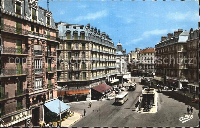 Grenoble Centre Rue Felix Poulat Kat. Grenoble
