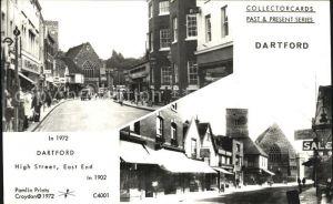 Dartford High Street East End Kat. Dartford