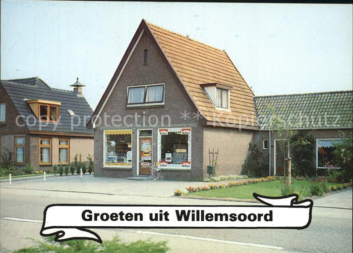 Willemsoord Wardeniers Levensmiddelen Bedrijven Kat. Den Helder
