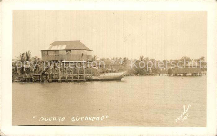 Maracaibo Puerto Gueerrero Kat. Maracaibo
