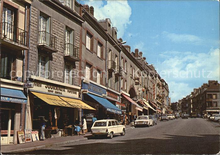 Neufchatel en Bray Rue Notre Dame Kat. Neufchatel en Bray