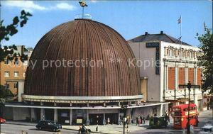 London Marylebone Road Planetarium Kat. City of London