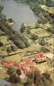 Hever Edenbridge Luftbild