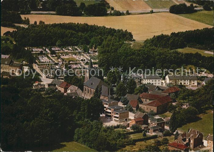 Helenabrunn Fliegeraufnahme St. Helena Viersen Kat. Viersen