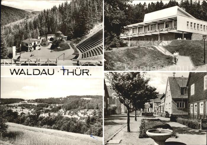 Waldau Thueringen  Kat. Nahetal Waldau