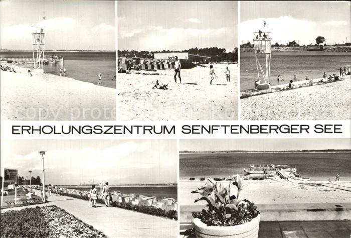Ruhland Erholungszentrum Senftenberger See Kat. Ruhland