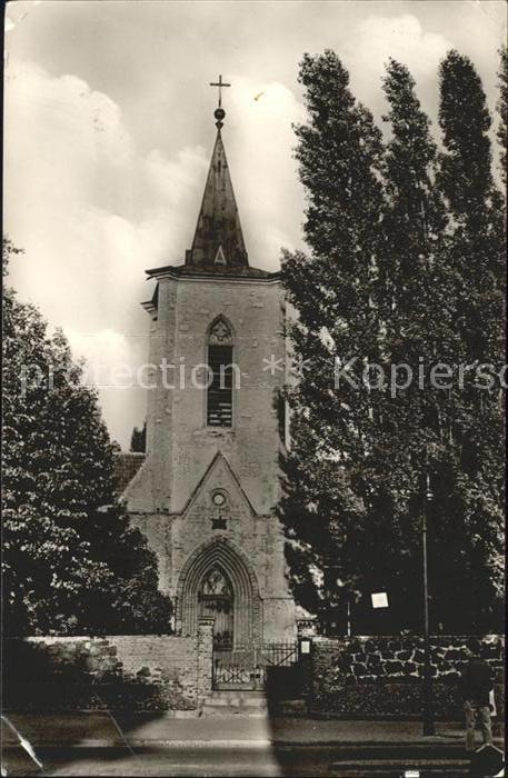Weissensee Berlin Pfarrkirche / Berlin /Berlin Stadtkreis