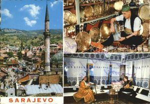 Sarajevo  Kat. Sarajevo