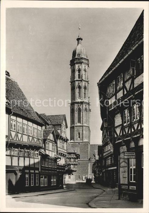 Braunschweig Sankt Andreas Kat. Braunschweig