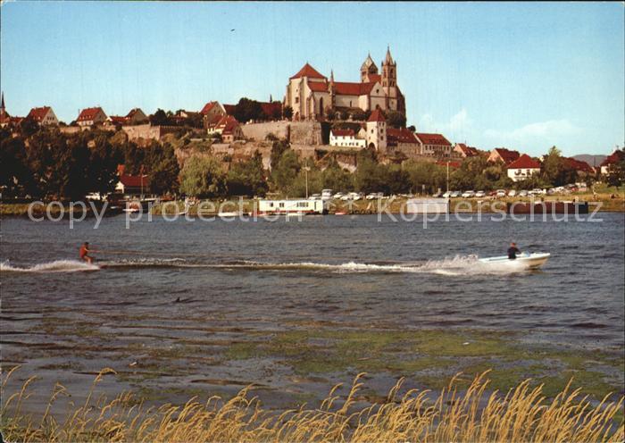 Breisach Rhein Schloss Kat. Breisach am Rhein