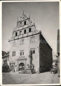 Sulzfeld Main Rathaus Kat. Sulzfeld a.Main