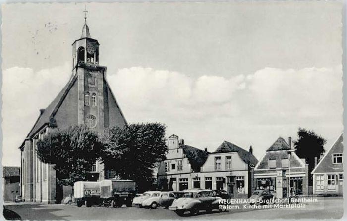 Neuenhaus Dinkel Neuenhaus Dinkel Marktplatz x / Neuenhaus /Grafschaft Bentheim LKR