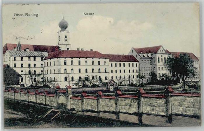 Oberroning Oberroning Laaber Kloster x 1911 / Rottenburg a.d.Laaber /Landshut LKR