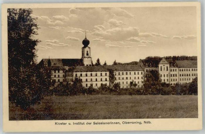 Oberroning Oberroning Laaber  x 1928 / Rottenburg a.d.Laaber /Landshut LKR