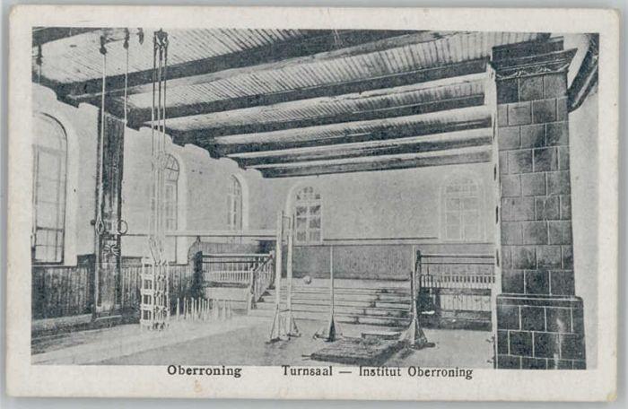 Oberroning Oberroning Laaber  x 1919 / Rottenburg a.d.Laaber /Landshut LKR