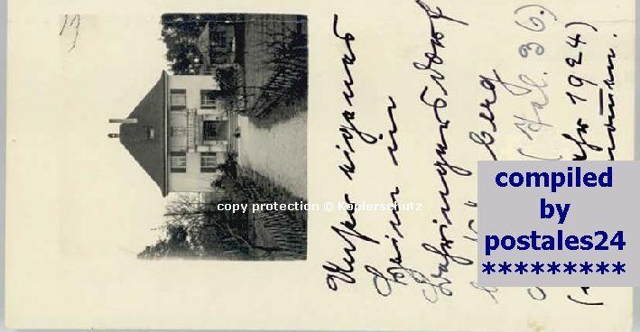 Nuernberg Nuernberg Mittelfranken [Handschriftlich] o 1924 / Nuernberg /Nuernberg Stadtkreis