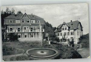 Eschenbach Mittelfranken Kurhaus Eschenbach x 1929 / Pommelsbrunn /Nuernberger Land LKR