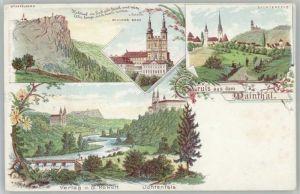 Banz Bad Staffelstein Schloss Banz * 1900 / Bad Staffelstein /Lichtenfels LKR
