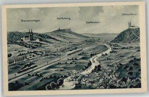 Banz Bad Staffelstein Schloss Banz * 1920 / Bad Staffelstein /Lichtenfels LKR