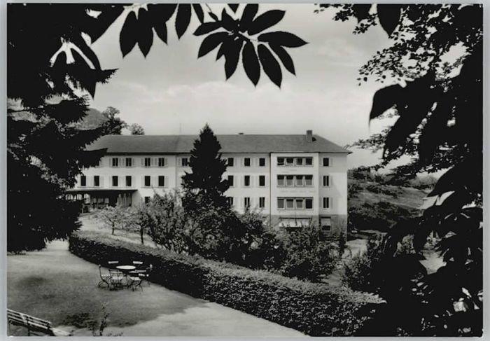 Dannenfels Erholungsheim BASF Donnersberg * / Dannenfels /Donnersbergkreis LKR