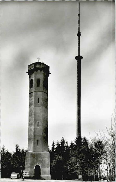 Dannenfels Donnersberg Ludwigsturm Fernsehturm * / Dannenfels /Donnersbergkreis LKR