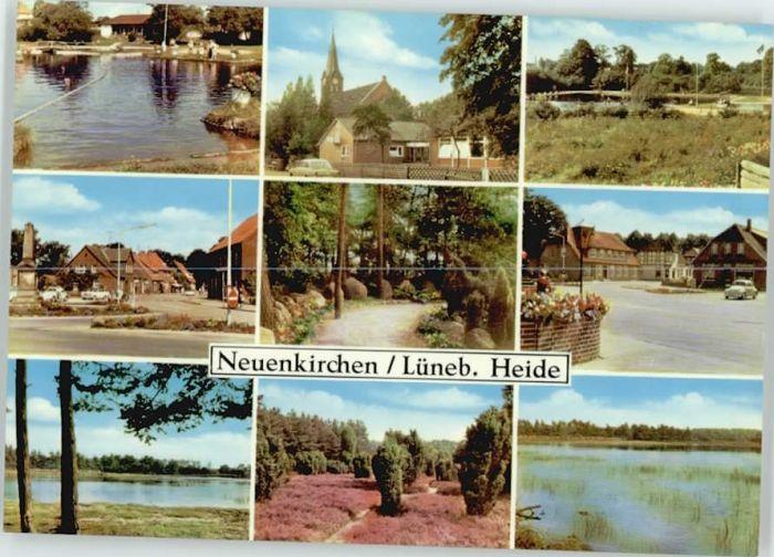 Neuenkirchen Lueneburger Heide Neuenkirchen Lueneburger Heide  x / Neuenkirchen /Soltau-Fallingbostel LKR