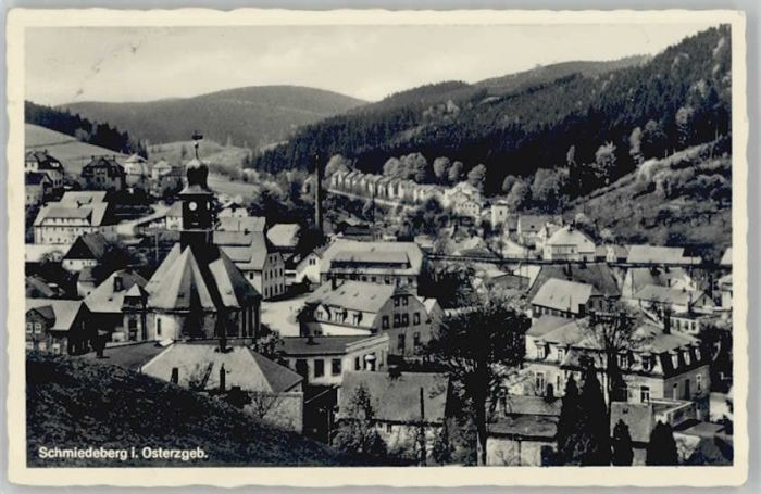Schmiedeberg  Dippoldiswalde  / Dippoldiswalde /Saechsische Schweiz-Osterzgebirge LKR