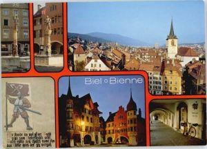 Biel Bienne Biel  x / Biel /Bz. Biel City